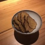秋田比内地鶏生産責任者の店 本家あべや - いぶりがっこ