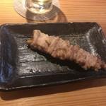 秋田比内地鶏生産責任者の店 本家あべや - ネック