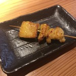 秋田比内地鶏生産責任者の店 本家あべや - ポンペタ串