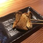 秋田比内地鶏生産責任者の店 本家あべや - 白神あわび茸