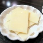 恋文酒場 かっぱ - パルメジャーノチーズ