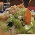 蘇州林 - コクのあるスープと食べ応えのある具