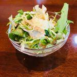ミヤギディレストラン - セットのサラダ