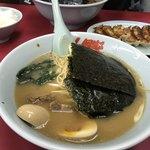 山岡家 - 料理写真:☆醤油ネギ☆