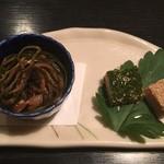 鳥茶屋 - 前菜