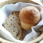 キュイジーヌ[s] ミッシェル・トロワグロ - 自家製パン
