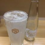 山城屋酒場 - レモンサワー