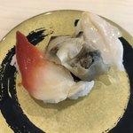 はま寿司 - 貝3種