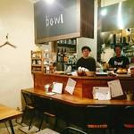 bowl -