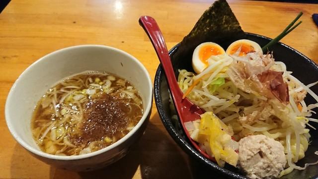 by hs164966 : つけ麺 しろぼし ...
