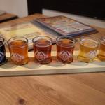 ホップス アンド ハーブズ - BEER FRIGHT 6種類