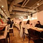 美味しいラビオリとワイン イタリアンバルAlfo -