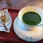 80056306 - 濃厚な抹茶と和菓子でおもてなし