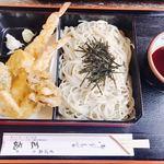 蕎麦処 三喜 - 料理写真:『天ざる蕎麦』様(1200円)