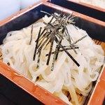 蕎麦処 三喜 - 稲庭超えるんじゃないって思えるほどのツルッと感で旨い!