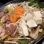 大阪個室居酒屋 郷土宴座 - ちゃんこ鍋
