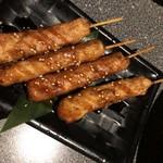 大阪個室居酒屋 郷土宴座 - 串焼き(つくね)