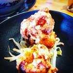 必死のパッチ製麺所 - 唐揚げ