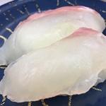 お寿し通り - たい200円 もっちり感のある新鮮な歯ごたえで美味しいです。