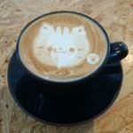 みんなのカフェ&ショップ キタノスミス - ドリンク写真:カフェ   ブラックスミスラテ