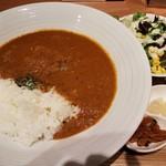 ビストロ・クレアンテ・トウキョウ - 【2018/1】インド風カレー
