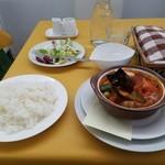 メルカート - 料理写真:ブイヤベースランチ1580円