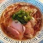 80063224 - 瀬戸内醤油ラーメン¥850