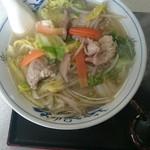 小杉食堂 - 料理写真:塩タンメン・650円
