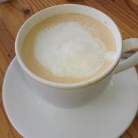 山麓館農場レストラン-大地の恵みランチのコーヒー