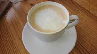 山麓館農場レストラン - 大地の恵みランチのコーヒー