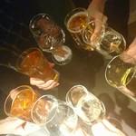 眞 - 乾杯