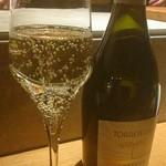 眞 - スパークリングワイン