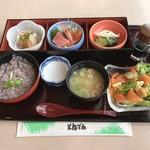 80065362 - ヘルシー御膳遊膳、1490円です。
