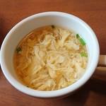 ブロンコビリー - セットスープ