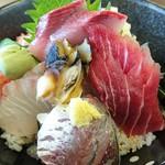なぶら - 海鮮丼