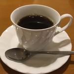ブッチャーランド - コーヒーも付きます。