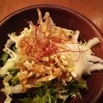 寿しやの台所 - サラダ