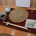 Kyoushokukimura - もりそば大盛り1000円