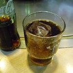 へんくつや - ☆コーラで乾杯ですぅー(#^.^#)☆