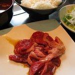 農園レストラン みやもとファーム - 和牛スネローランチ(スネ肉)980円