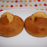 ぱんと洋菓子 オリムピックパン - 甘食(2個入り)¥210-
