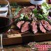 近江牛Steak&Wine モダンミール - 料理写真: