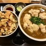 緑地 そば甚 - 料理写真: