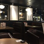 星乃珈琲店 - 高級クラブ的な雰囲気