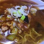 中華大千居 - 酸辣麺(スープ有)
