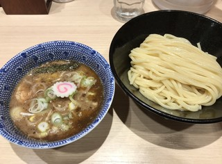 頑者製麺所 エキア成増店 - つけめん  830円