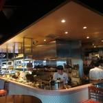 THE RIGOLETTO OCEAN CLUB - オープンキッチン