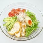 麺王者 井岡亭 - 特製冷麺(夏季限定)