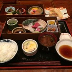道乃来 - 料理写真:彩り弁当 @1620