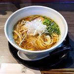 柳麺 呉田 - 柳麺 呉田(醤油らーめん 820円)